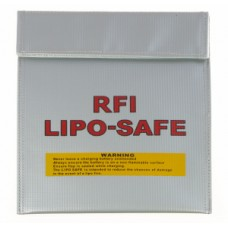 RFI Fire Proof Charging Sack - Small