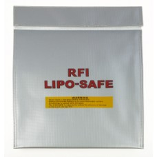RFI FIRE PROOF CHARGING SACK - LARGE