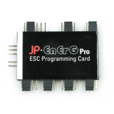 JP ENERG PRO ESC PROGRAM CARD (A-SERIES)