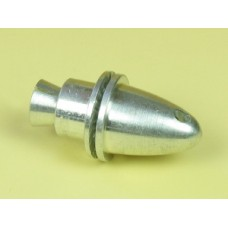 JP SMALL COLLET PROP ADAPTOR WITH SPINNER (2mm)