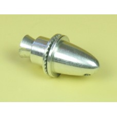 JP SMALL COLLET PROP ADAPTOR WITH SPINNER (2.3mm)