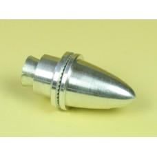 JP MED COLLET PROP ADAPTOR WITH SPINNER (3.17mm)