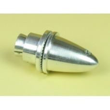 JP MED COLLET PROP ADAPTOR WITH SPINNER (4.00mm)