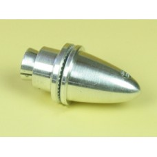 JP LARGE COLLET PROP ADAPTOR WITH SPINNER 5.00mm