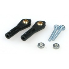 JP M2 BALL JOINT WITH SCREW & NUT (2x10)