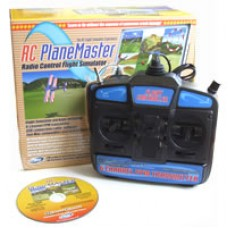 RealityCraft RC Plane Master Flight Simulator - Mode 2