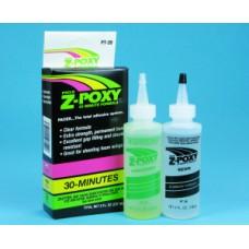 ZAP PT39 Z-POXY 30-MIN 8oz EPOXY
