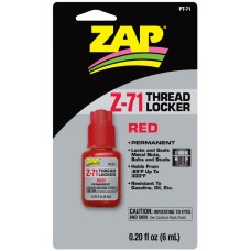 ZAP PT71 THREAD LOCKER PERMANENT 0.2oz