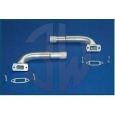 3W Exhaust Manifold 3W 120i - 170XiB2, YAK 54