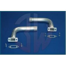 3W Exhaust Manifold 3W 200i - 275Xib2, Edge 50%