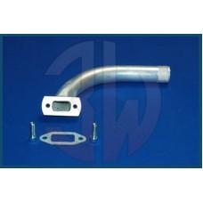 3W Exhaust Manifold 42i/50i/55i