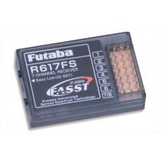 Futaba R617FS 7ch Rx 2.4GHz