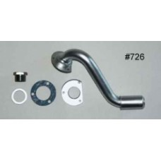 Hatori 726 Rigid Cooling Header For YS 90-110
