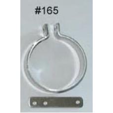 Hatori Alum Clamp & Stainless Steel Plate 48
