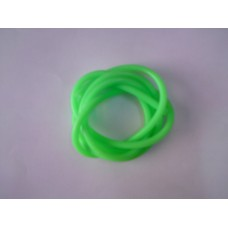 High Quality silicone Fuel Tube (Green) Per Metre