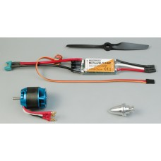 Multiplex FunJET Ultra TUNING power set