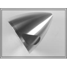 "Tru-Turn 3 "" FAI 120-SLOT 2-BLADE Aluminum Spinner"