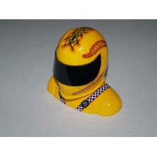 X-Tech Helmet Head - Yellow